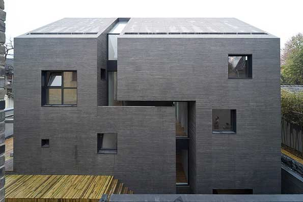 Gevelpaneel beton