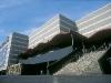 Voorbeeld gevel in architectonisch beton: Kinepolis