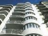 Gevel in architectonisch beton - voorbeeld Oostende