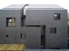 Gevel in architectonisch beton - voorbeeld