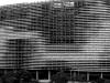 Gevel in architectonisch beton - voorbeeld geweven stijl
