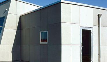 vezelcement gevelbekleding aanbouw huis voorbeelden. Black Bedroom Furniture Sets. Home Design Ideas